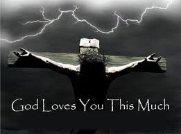 Jesus died...for you